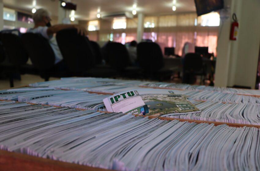 IPTU/2021 começará ser entregue no dia 15 abril em Ivaiporã