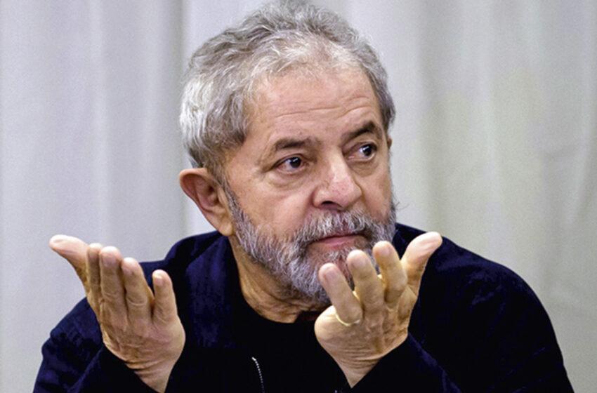 STF anula condenações de Lula e ele fica apto a se candidatar