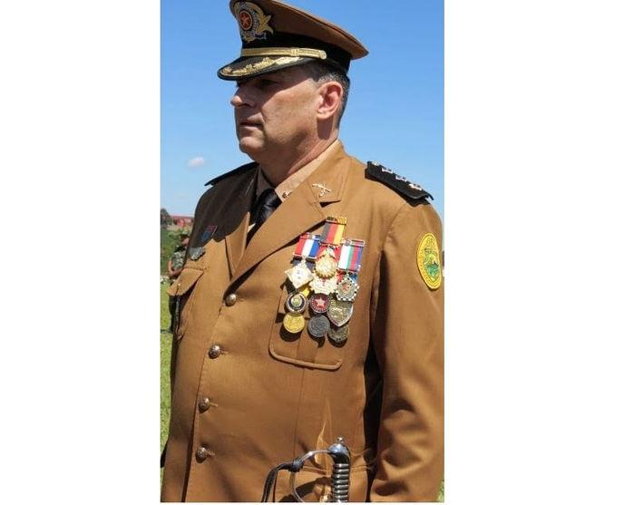 Major Marcos de Apucarana foi promovido a tenente-coronel