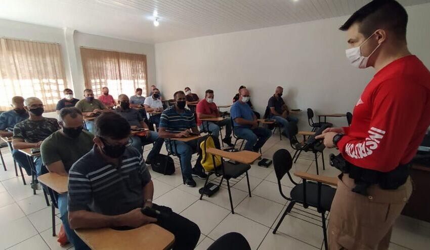 PMS da reserva passam por cursos para assumir escolas na região