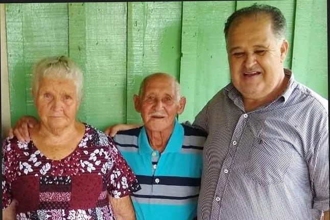 Filho, mãe e pai morrem de Covid na mesma semana em Ivaiporã