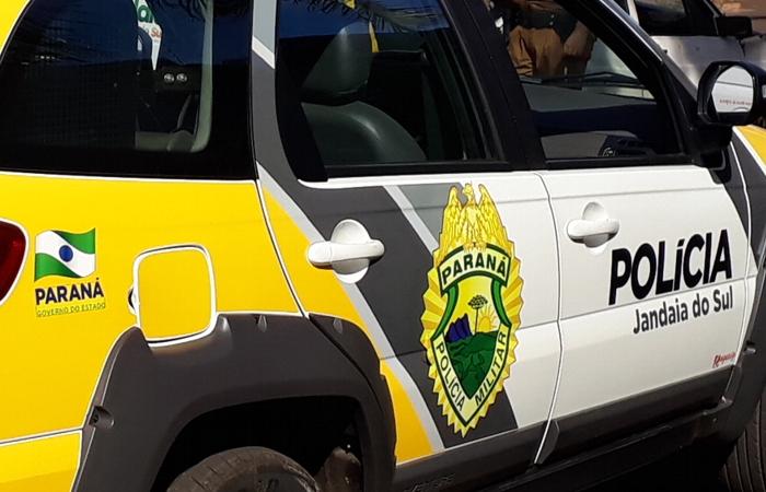 Furto de moto registrado em Jandaia do Sul
