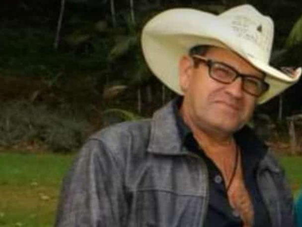 Tristeza com a morte de Vicente de Godói, pioneiro de Rio Bom