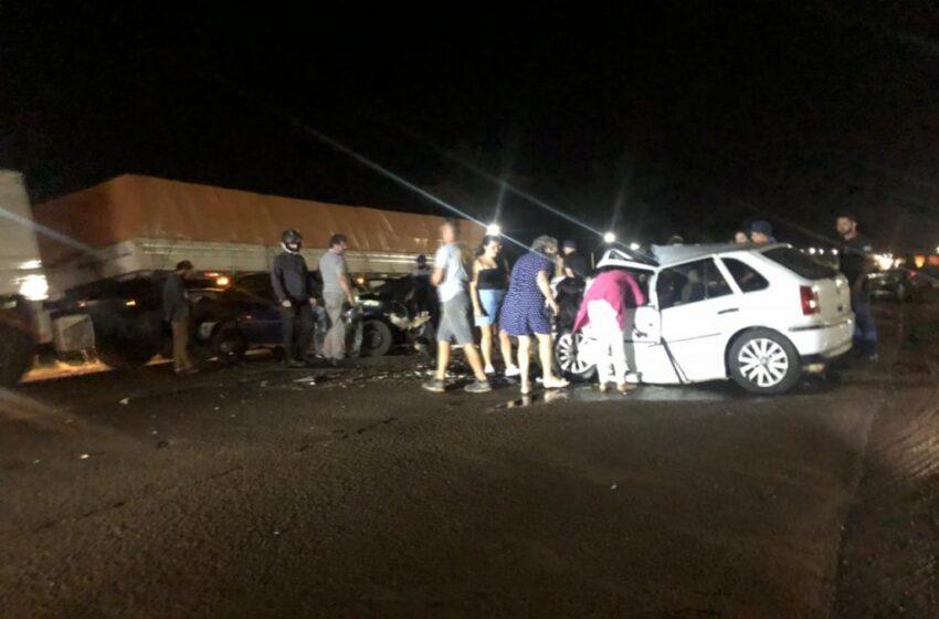 Carro de Faxinal se envolve em acidente fatal em Rolândia