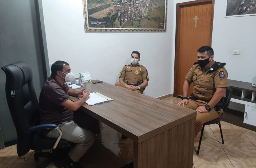 Godoy Moreira voltará a contar com policiamento 24hrs