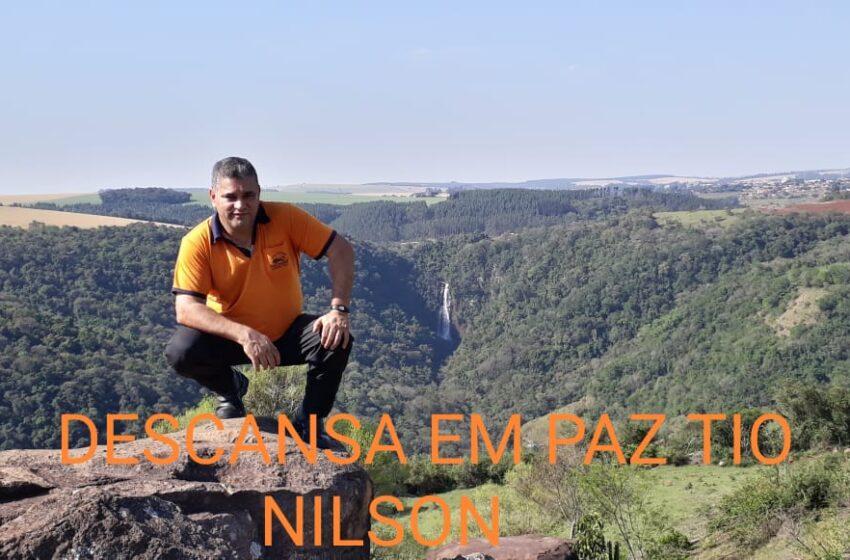 """Tristeza em Faxinal com a morte do conhecido """"Nilson do Tucunaré"""""""
