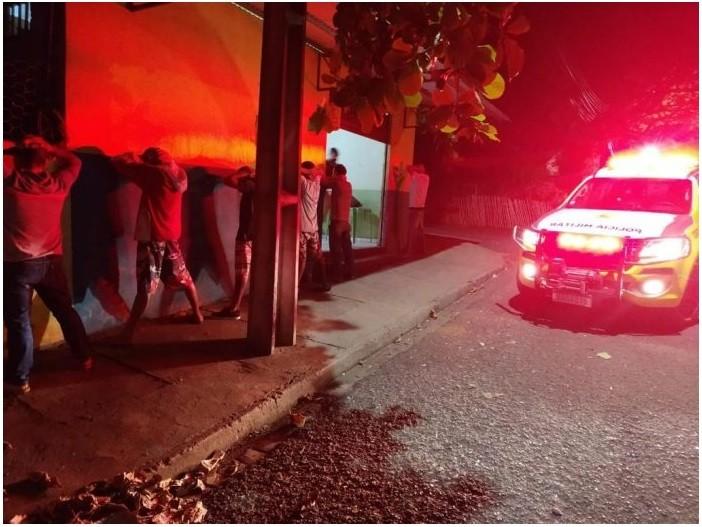 Jandaia: Jovem de 23 anos preso por tráfico no Jardim Vista Alegre
