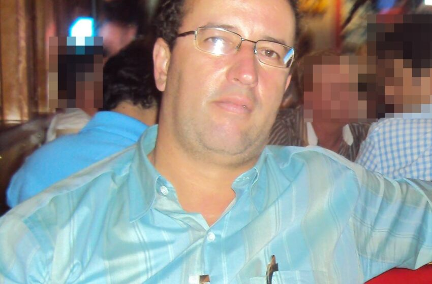 Tristeza com a morte de Reginaldo Kczan, 53 anos em Ivaiporã