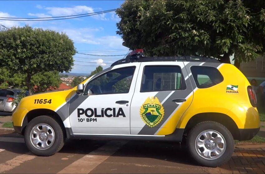 Em São Pedro do Ivaí, menor foi apreendido acusado de arrombamento