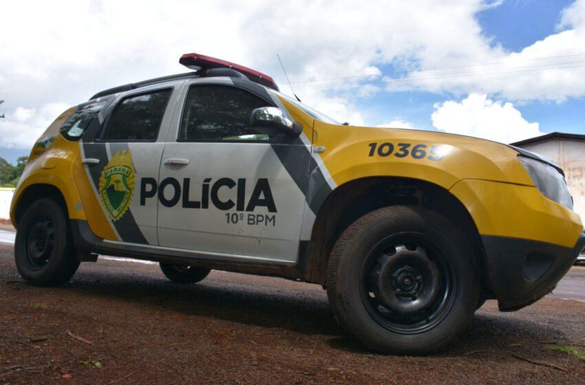 Em Marilândia jovem foi detido acusado de furto no posto