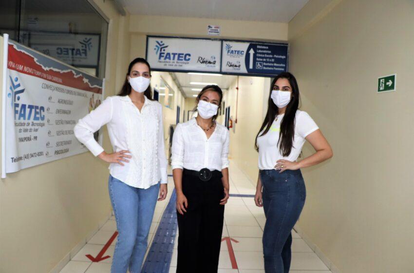 Prefeitura de Ivaiporã e Fatec criam Escuta Acolhedora Covid-19 para profissionais da saúde e assistência social
