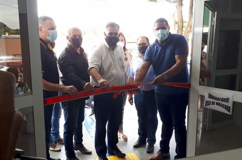 Governo entrega UBS em Lidianópolis, no Vale do Ivaí