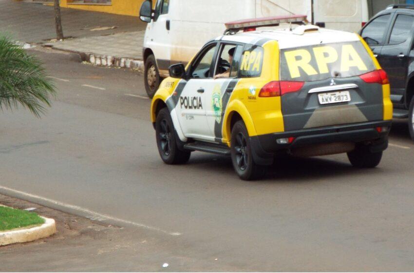 Bandidos furtaram casa de médico em Borrazópolis