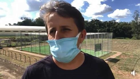 Complexo esportivo com pista de caminhada em Rio Branco do Ivaí; Vejam o vídeo