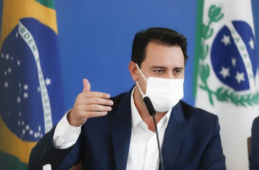 Governador Ratinho Júnior libera obras do programa Vida Nova e outros investimentos em Jandaia do Sul