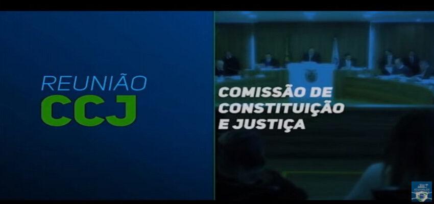 CCJ aprova concessão de estado de calamidade pública a 34 municípios
