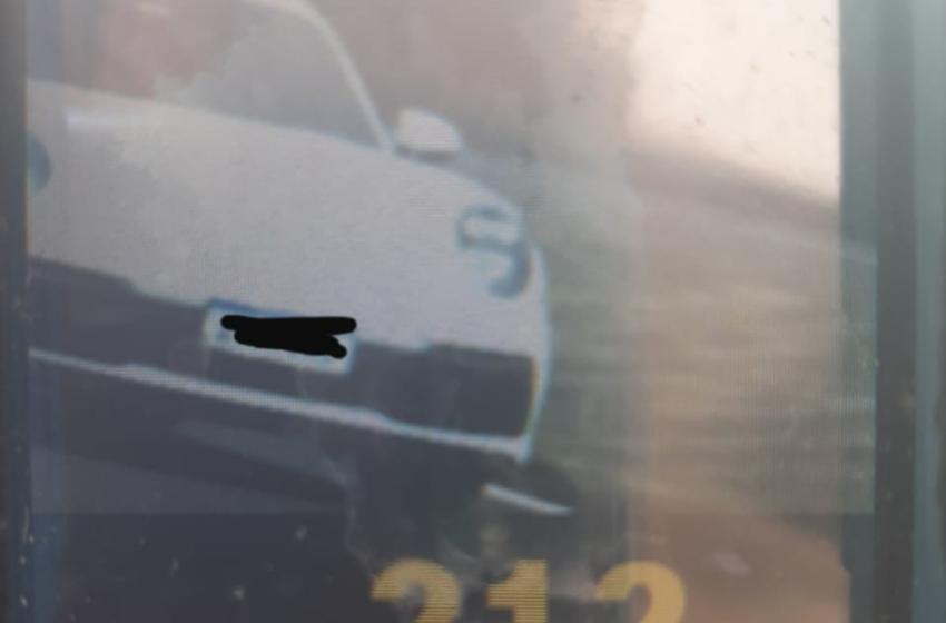 BPRv flagra 200 veículos em excesso de velocidade no Noroeste do estado; um deles a 212 Km/h