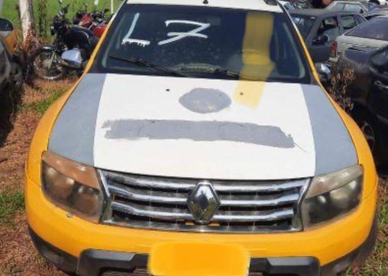 Leilão de veículos da Polícia Militar do Paraná