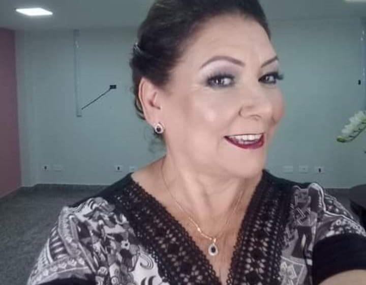 Isabel da Silva Militão faleceu de complicações ao Covid em Rio Branco do Ivaí