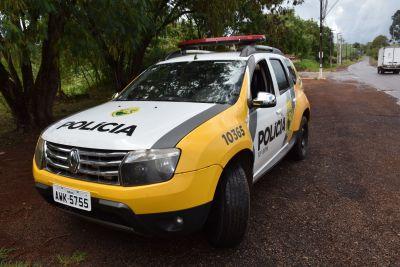 Furtos foram registrados pela PM em Marilândia