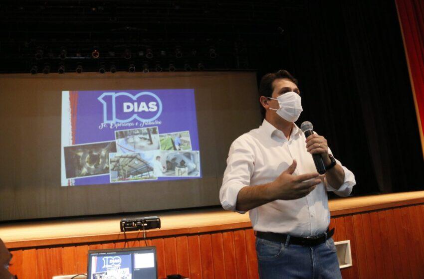 Junior da Femac faz balanço dos 100 dias de gestão