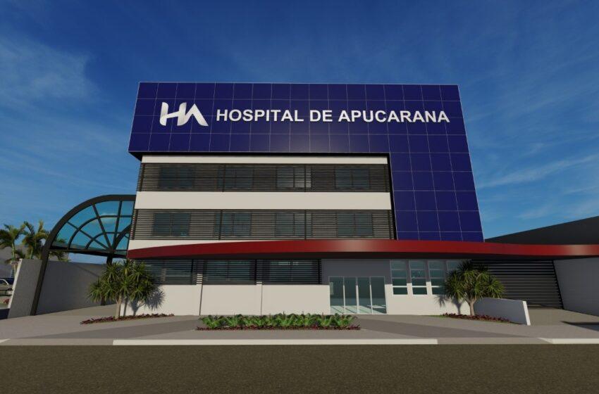 """Junior da Femac anuncia projeto do """"Hospital de Apucarana"""""""