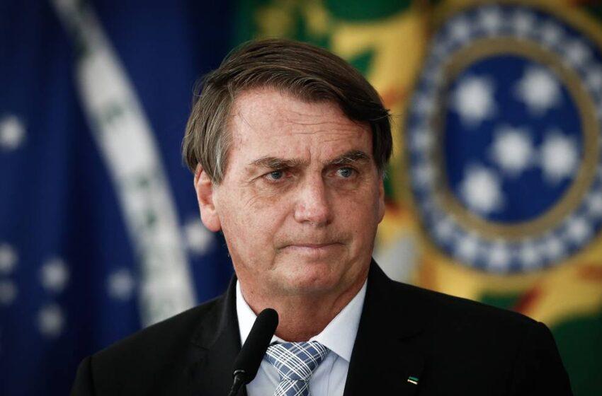 Bolsonaro diz que pode faltar dinheiro para pagar salários