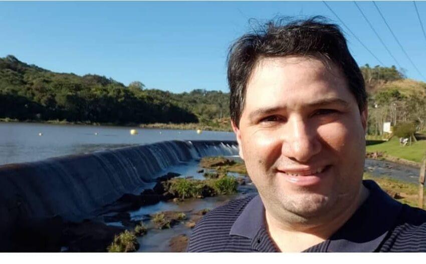 Gerente de Supermercado em São Pedro do Ivaí, morre por complicações da Covid