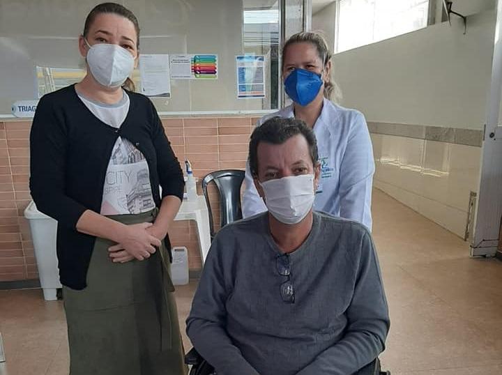 Faxinal: Pastor Cléber Miranda recebe alta, após complicações com a Covid-19