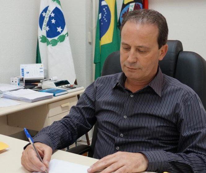 """""""A população precisa se conscientizar e parar de fazer festas"""" afirma prefeito de Ivaiporã."""