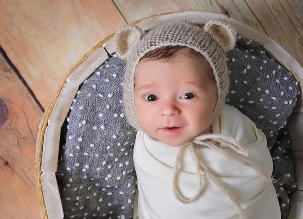 Dose de esperança: bebê nasce imunizado contra covid