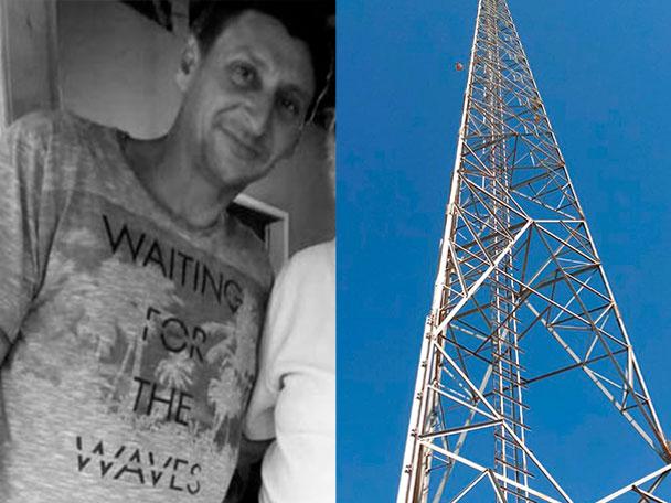 Homem de Mauá da Serra morre após cair de uma altura aproximada de 24 metros