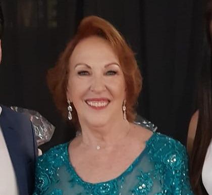 Maria Sardinha, ex-chefe do Núcleo Regional de Educação morre vítima da Covid
