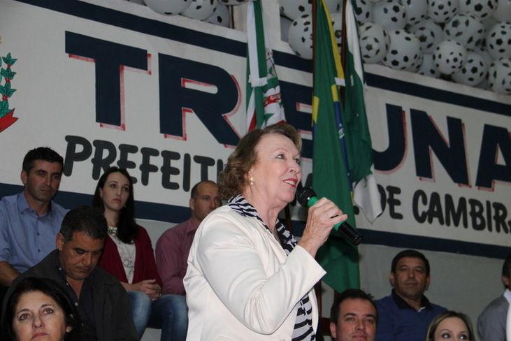 Prefeito de Apucarana manifesta pesar pela morte de Maria Onide Sardinha