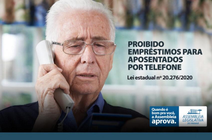 STF garante a vigência da lei que proíbe oferta por telefone de empréstimo consignado para aposentados