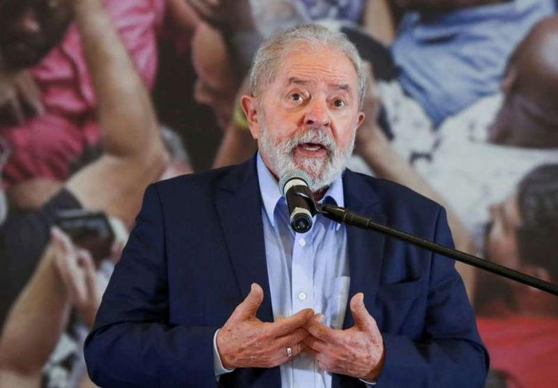 """Serei candidato contra Bolsonaro"", diz Lula sobre 2022"