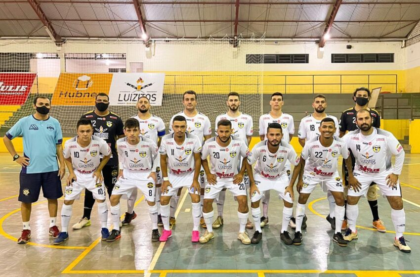 São João Futsal empata com o Doutor Camargo na estreia da série Bronze