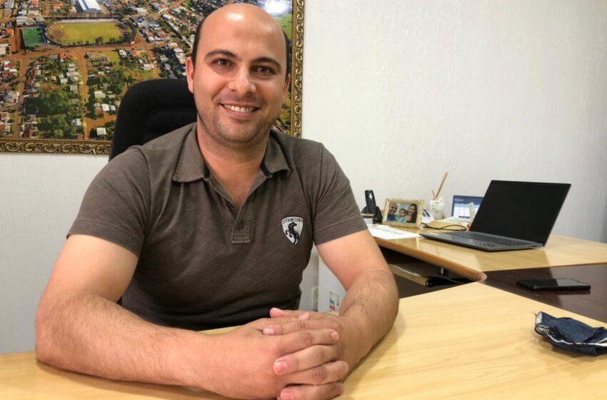 """""""Estamos trabalhando incansavelmente, pelo progresso de Manoel Ribas"""" afirma prefeito Corona"""