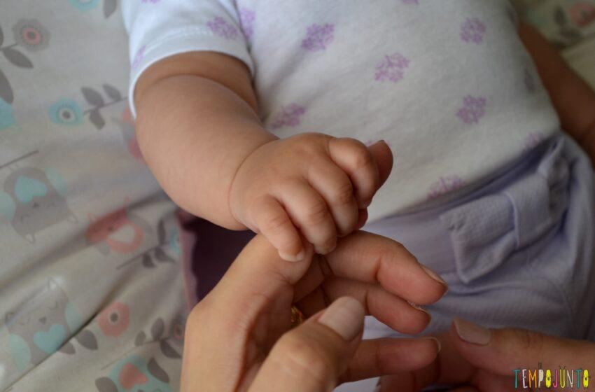 Policiais salvam a vida de bebê de 3 meses que estava engasgado em Jardim Alegre
