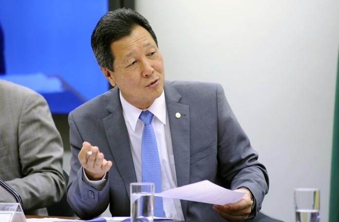 Projeto de Lei do Deputado Nishimori é destaque em seminário sobre danos causados pela cigarrinha-do-milho alerta para necessidade de aprovação da Lei dos Pesticidas