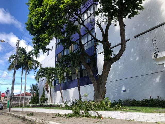 Criança morre após cair de prédio, em João Pessoa