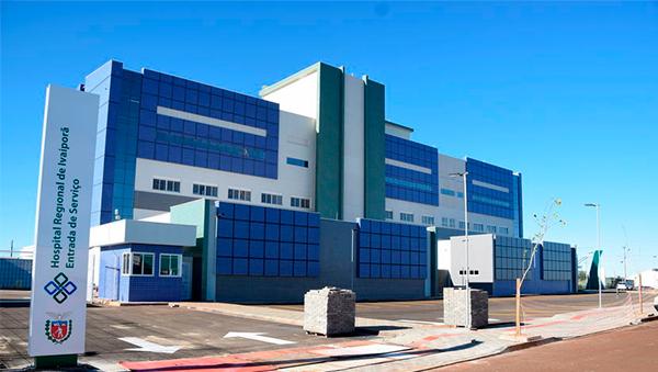 Paciente de Covid fugiu do Hospital de Ivaiporã alegando mau atendimento, PM precisou intervir