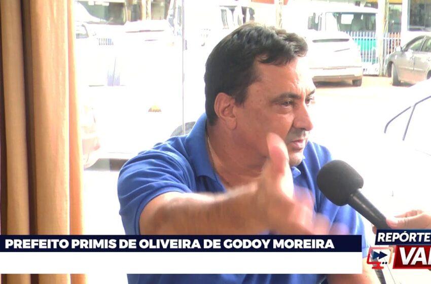 Prefeito institui novo toque de recolher e altera horário do comércio em Godoy Moreira