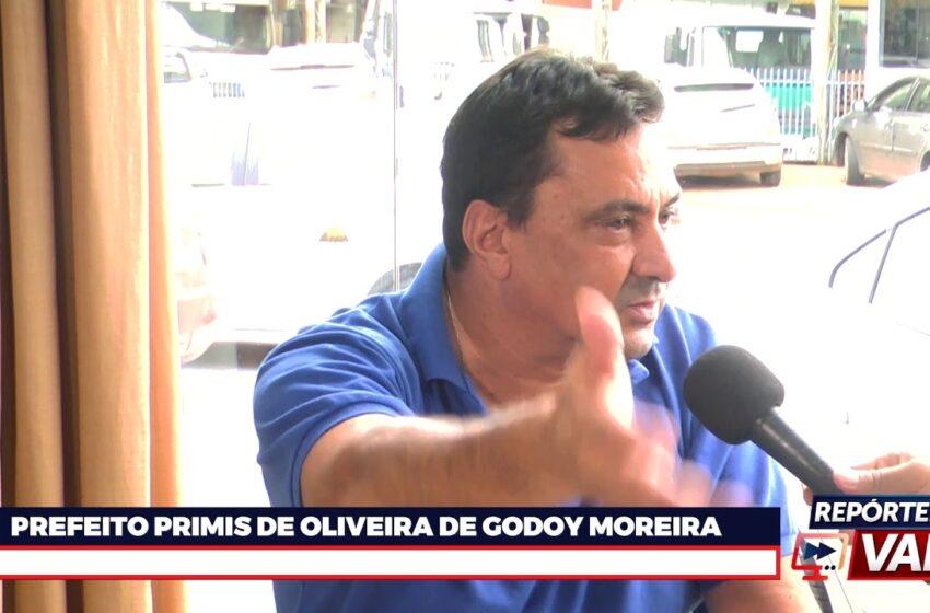 Godoy Moreira: Prefeito se revolta com aumento da Covid e faz desabafo em rede social