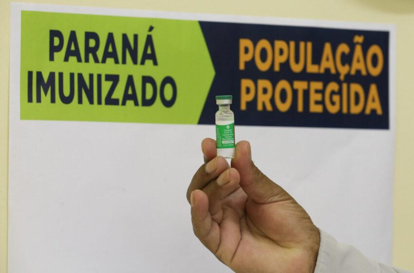 Vacinas da Pfizer e da AstraZeneca/Fiocruz chegam ao Estado nesta segunda