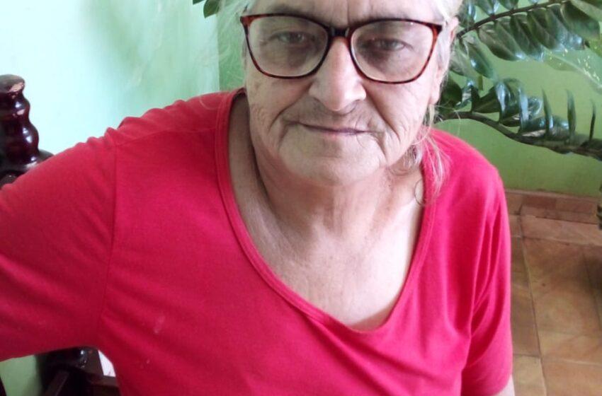FALECIMENTO da Senhora Antônia Maria em Borrazópolis, diagnosticada com a Covid-19