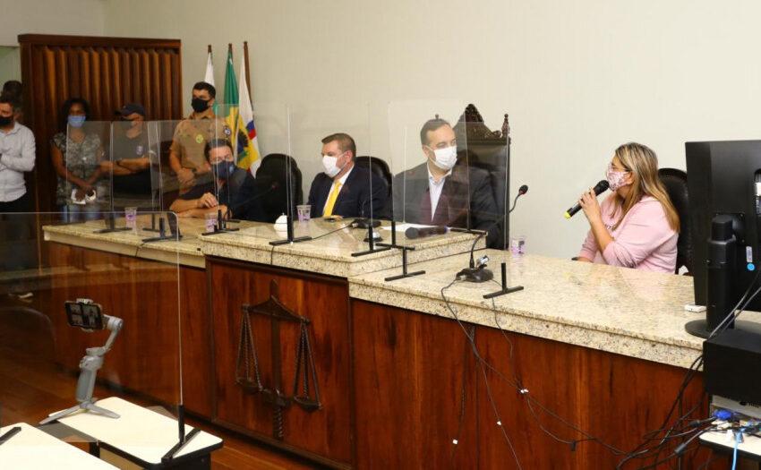 Comissão Especial apura irregularidades na fila de vacinação em Apucarana