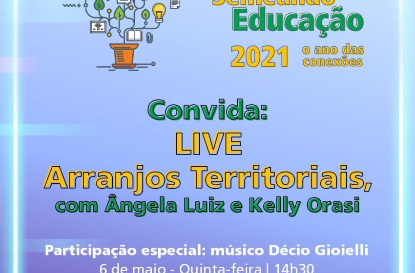 Programa Klabin Semeando Educação convida para live dia 6 de maio