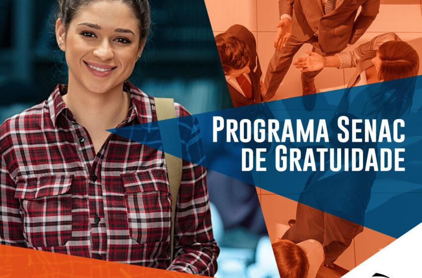 Senac Ivaiporã oferece cursos técnicos com vagas gratuitas para o segundo semestre