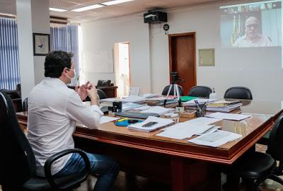 Prefeito de Apucarana é eleito para ocupar cargo na Frente Nacional de Prefeitos